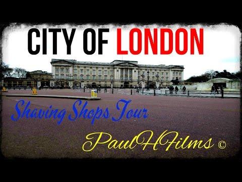 A Tour of London Shaving Shops