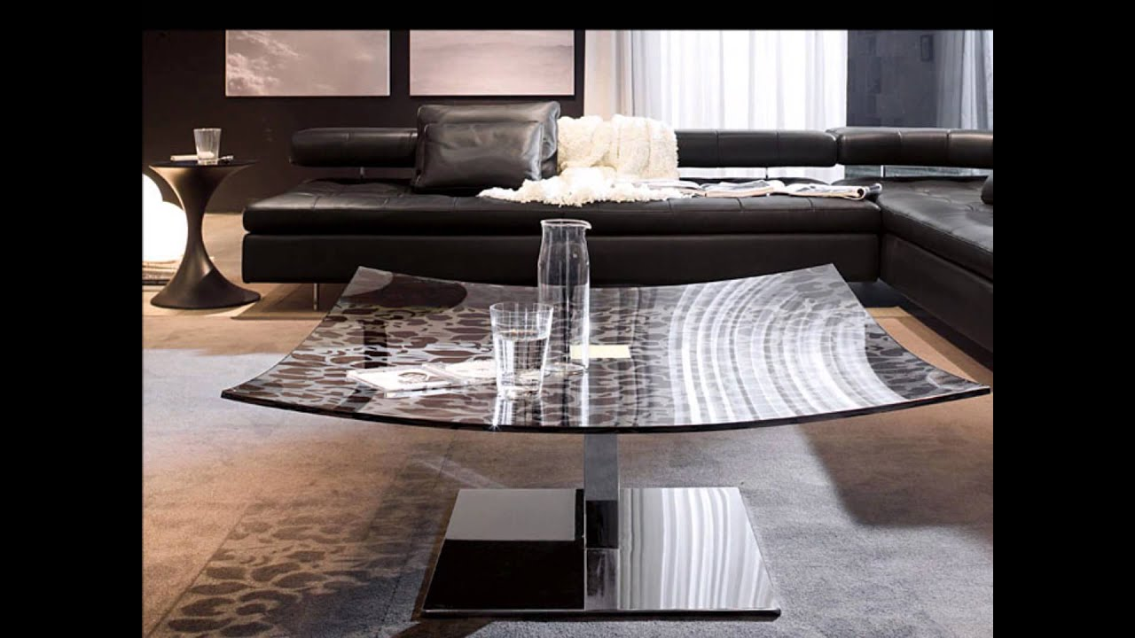 Decorar con muebles de dise o italiano youtube for Disenos de muebles para living