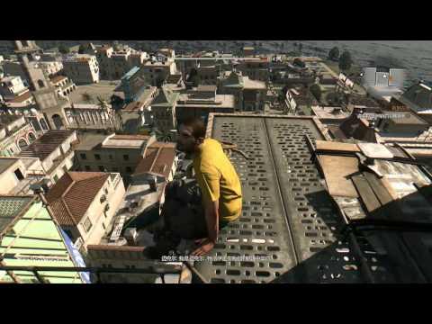Dying Light《垂死之光》Part 9 - 新城市 [老吳]