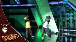 DID Dance Ke Superkids - Episode 5 of 8th September 2012 - Om & Jeet