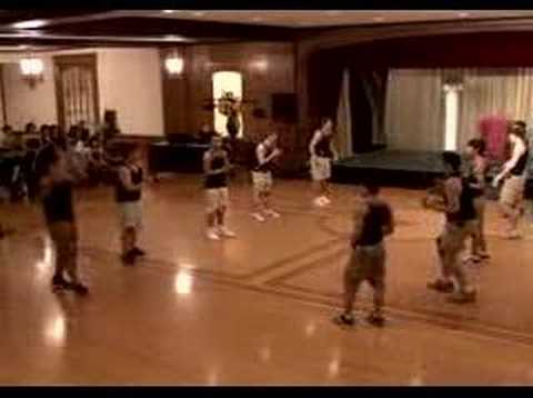 Pinoy Maglalatik Hip Dance video