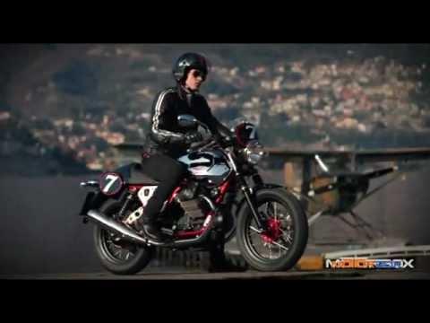 Moto Guzzi V7 2012 : Stone. Special e Racer la prova di MotorBox.com