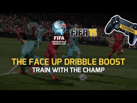 FIFA15 Tutorial: The Face Up Dribble Boost
