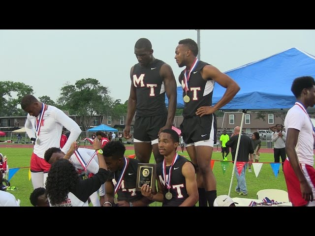 Port Arthur Memorial sets National Record in 4X200M Relay