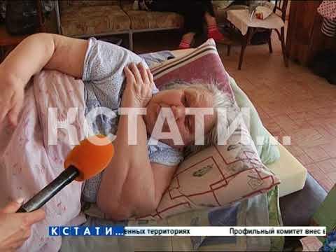 Оптимизация в Арзамасской больнице - из-за сокращений, пациенты лежат в коридорах