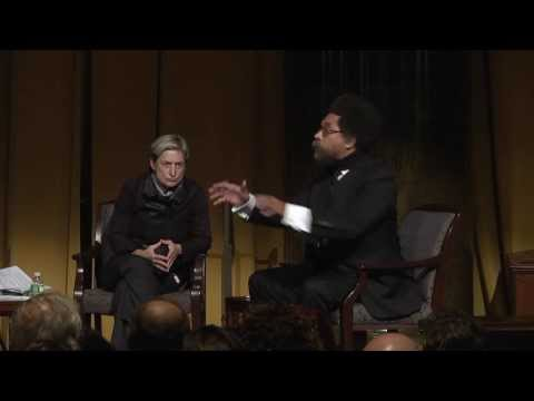 Judith Butler and Cornel West, Honoring Edward Said