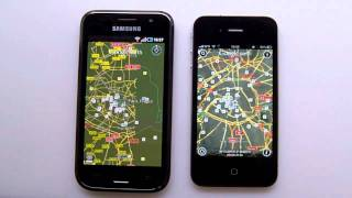iPhone 4 Vs Samsung Galaxy S (GT-i9000) - PART 2