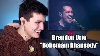"Vocal Coach Reaction to Brendon Urie ""Bohemian Rhapsody"" at the AMAs"