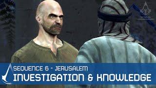 Assassin's Creed - Memory Block 6: Robert de Sable [Jerusalem] Investigation [2/4]
