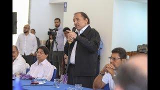 Declaraciones de Daniel Ortega en el diálogo de Nicaragua