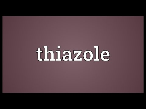 Header of thiazole