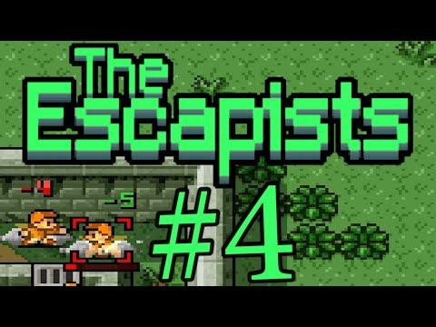 ЭКЗОТИЧЕСКАЯ ТЮРЬМА! The escapists #4