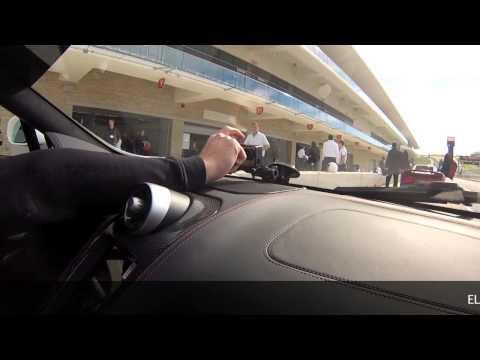 McLaren en Austin Texas