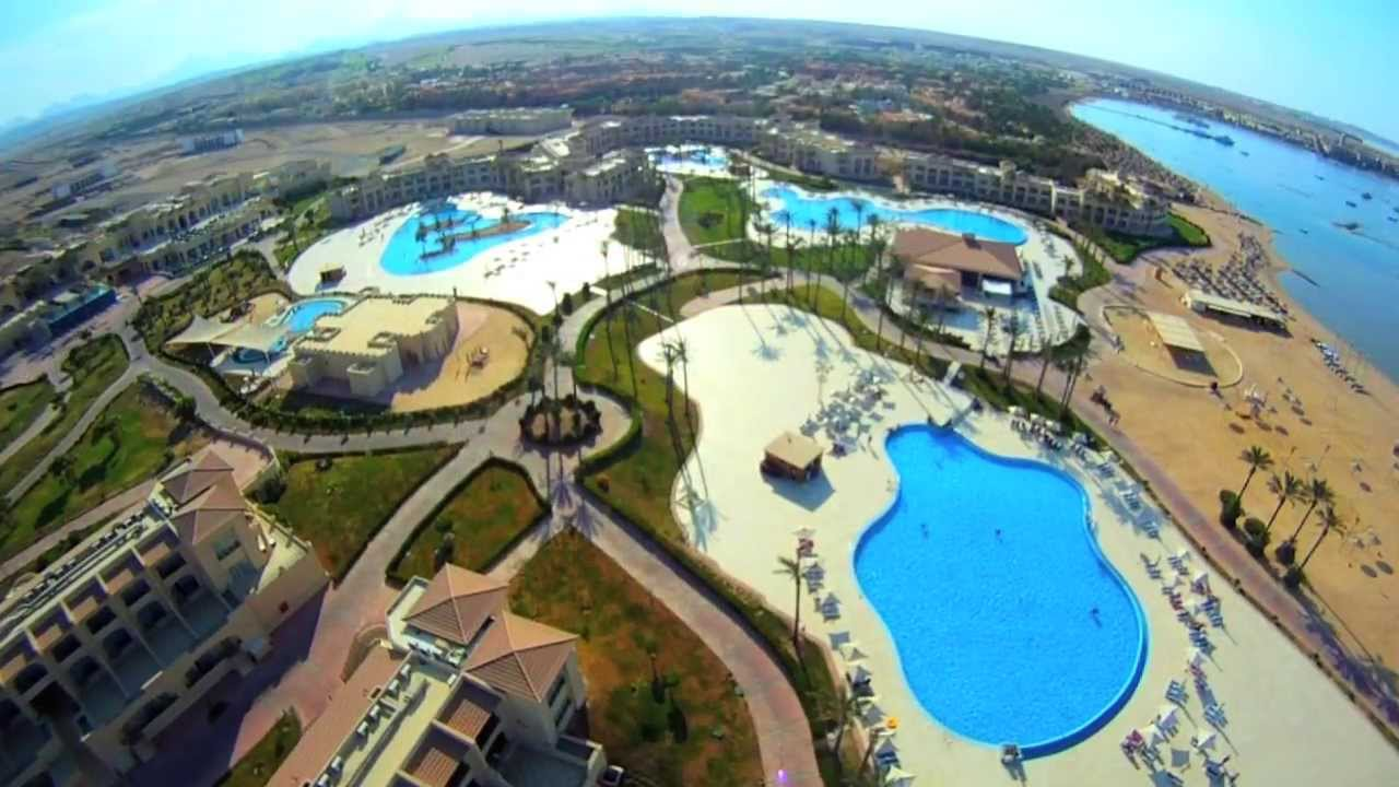 Cleopatra luxury resort makadi bay bilder