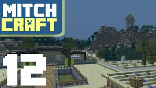 Fun With Pistons - Mitch Plays Minecraft - Ep12