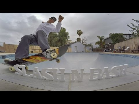 "Josh Borden's ""Slash N Bash"" Video"