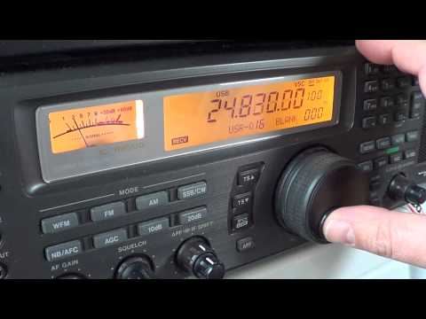 Shortwave tutorial 24 mhz explained
