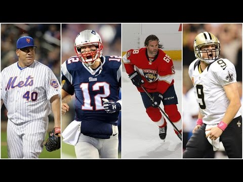 10 Old Guys In Sports That Are Still GREAT