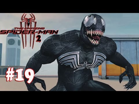 The Amazing Spider-Man 2 - Spider-man Vs Spider-man (Venom) Walkthrough (1080P) - Part 19