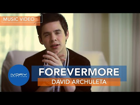 David Archuleta - Forevermore (Official Music Video)