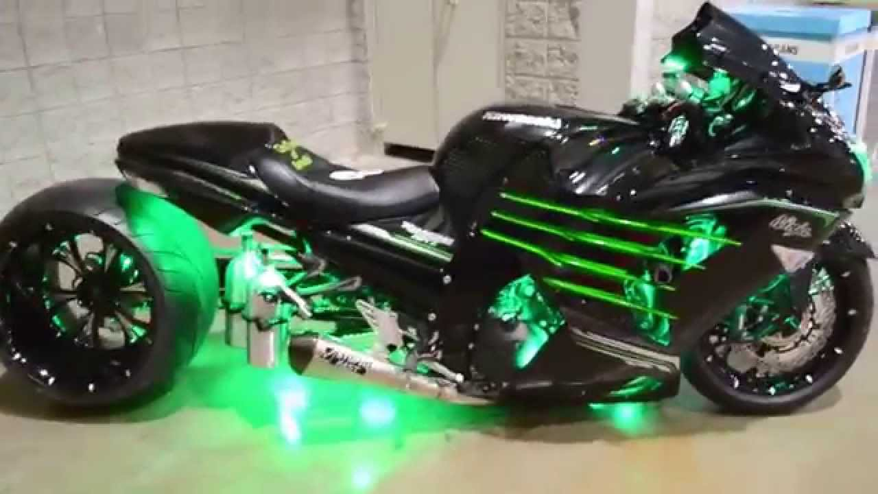Quot War Admiral Quot 2013 Zx14 By Garwood Custom Cycles C And S