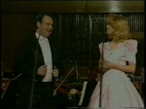Ivan ožvát - to je tá láska z operety čardášová princezná