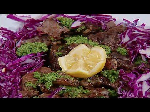 ريش البيستو بالكزبره - بطاطس جراتان الشيف #غاده_مصطفي من برنامج #البلدى_يوكل #فوود