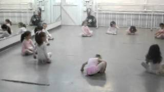 Ballet Class ( Stinky Toes Drill)