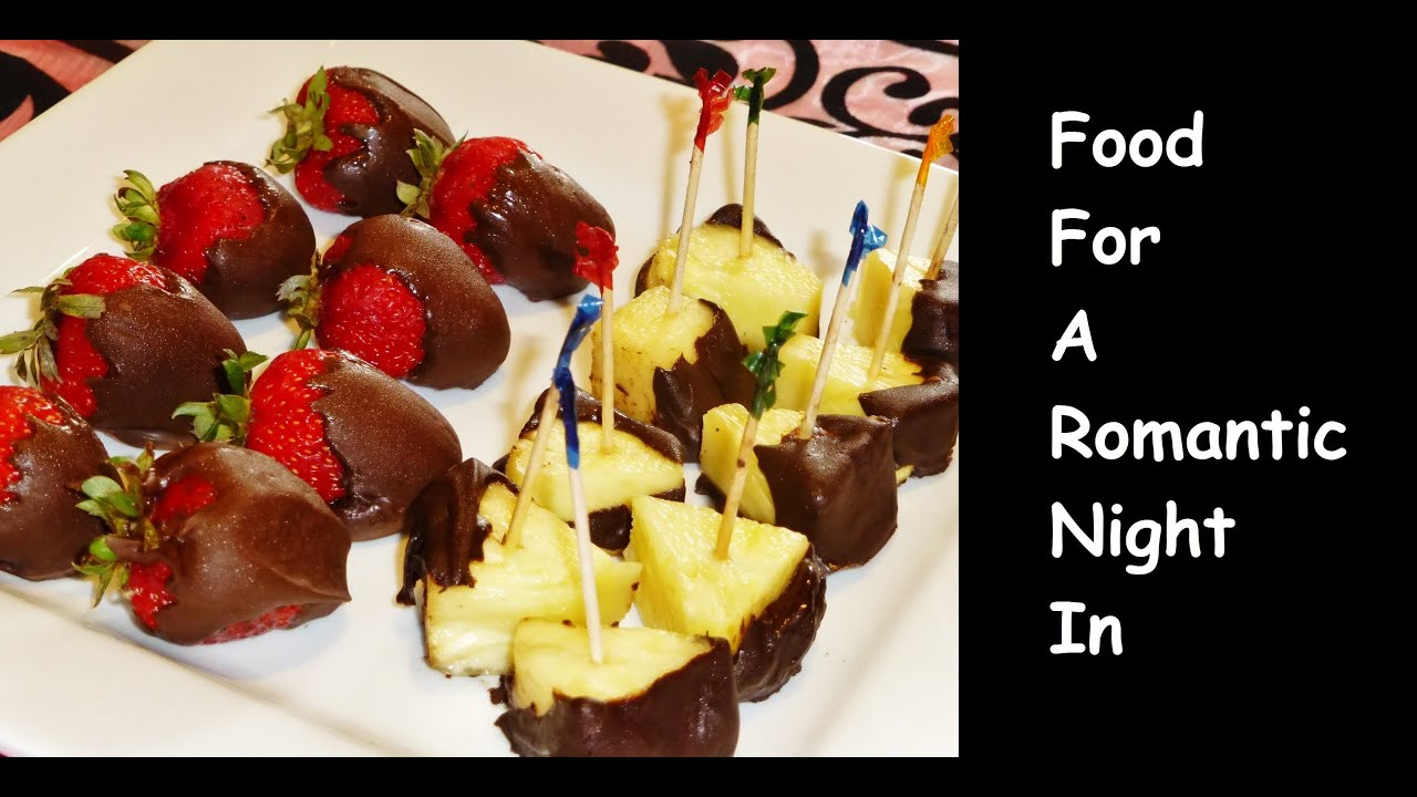 Chocolate Covered Fruit The Romantic Dessert For