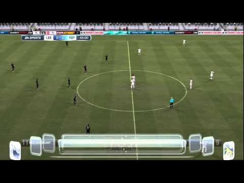 FIFA 12 LEEDS UNITED CAREER MODE S2 EP36 v TOTTENHAM HOTSPUR (manual & legendary)