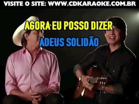 Chitãozinho & Xororó   Adeus Solidão