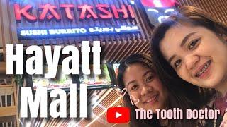 Lakwatsa Day I Sushi Burrito + Sugar Overload by Krystal