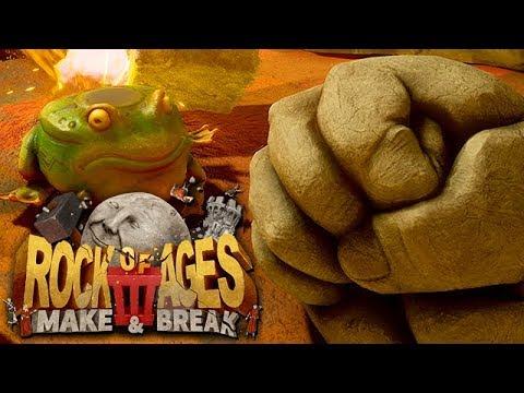 NEUE EINHEITEN und ein NEUER MODUS - Rock of Ages 3 Gameplay