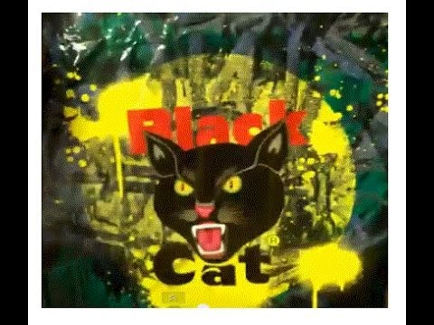 2014 Blackcat fireworks product line unboxing part 3