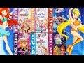 Мои новые книги ВИНКС вещи Винкс Winx Волшебницы для девочек Фиксики WInx Stuff mp3