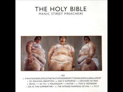 Manic Street Preachers - 4st 7lb