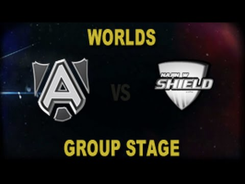 ALL vs NWS - 2014 World Championship Groups C and D D3G6