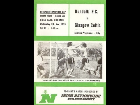 📅 #OnThisDay | Dundalk FC 0-0 Celtic (2nd Leg) | 07.11.1979