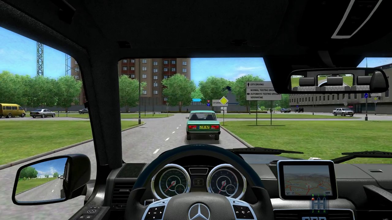 Activation code city car driving 1.3