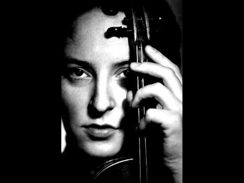 Karol Szymanowski - Violin Concerto No. 1, Op. 35 p.1- Wanda Wiłkomirska [1960r.]