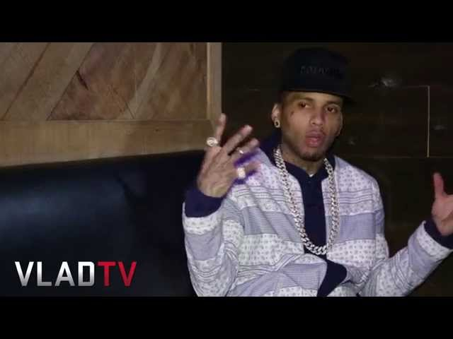 Kid Ink: My Body's 90% Tatted, But I Can't Do More on My Face
