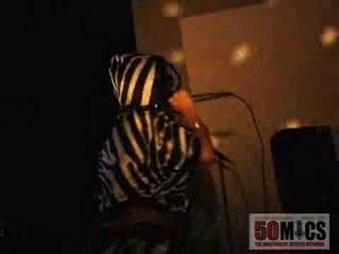 50 Mics 3/31/08 - La Femme Nikita performance