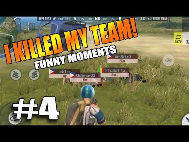 Rules of Survival | FUNNY MOMENTS #4