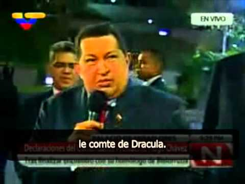 Hugo Chavez :