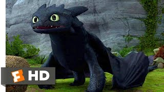 How to Train Your Dragon 2010  A New Tail Scene 31