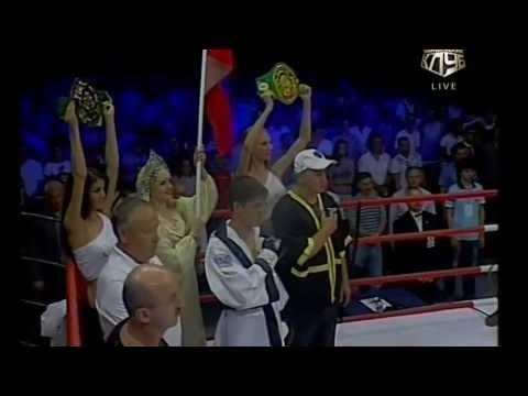Константин «Талант» Пономарёв (Миасс) VS Айзик Арии (Гана)