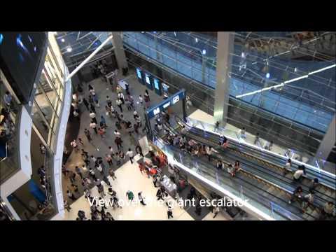 Terminal21, new Shopping Mall on Sukhumvit Road, Bangkok