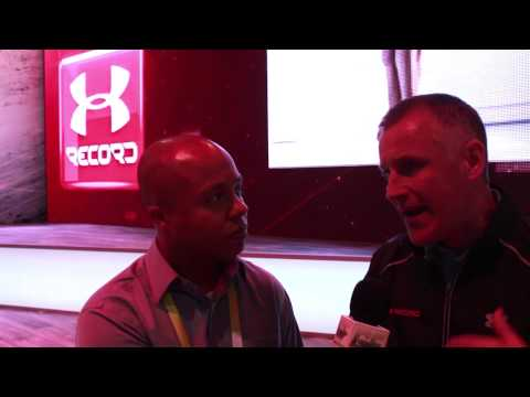 Under Armour Record The New Fitness Network App CES 2015
