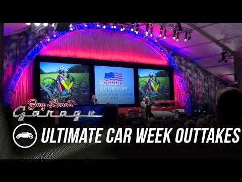 Jay's Ultimate Car Week: The Outtakes - Jay Leno's Garage