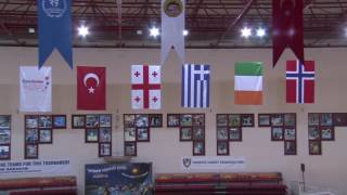 EuroHockey Indoor Club Challenge II  Alanya -     Railway Union - Anavryta HC